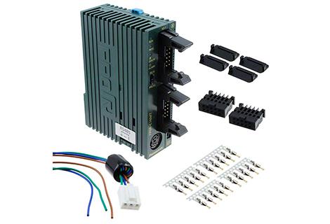 Controlador PLC FP0R, (8 Entradas, 8 Salidas transistores) 24Vdc.
