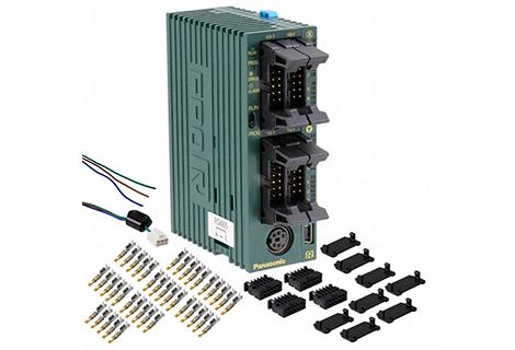 Controlador PLC FP0R, (16 Entradas, 16 Salidas transistores) 24Vdc.