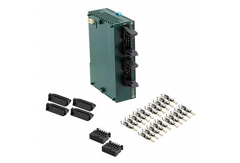 Modulo expansion 8 Entradas, 8 Salidas transistores