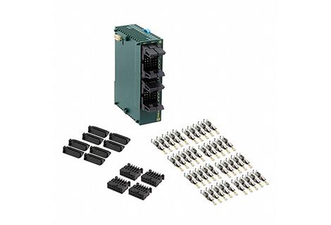 Modulo expansion 16 Entradas, 16 Salidas transistores