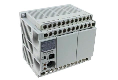 Controlador PLC FP-X, (16 Entradas, 14 Salidas Transistor NPN), 24 Vcc Power Supply