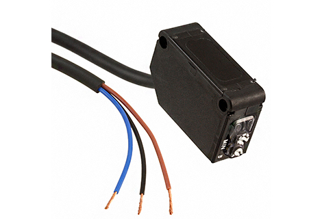 Sensor fotoeléctrico Haz pasante infraroja 800mm. 12-24Vdc / PNP