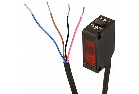 Sensor fotoelectrico Haz pasante infraroja 20 – 300mm 12-24Vdc / PNP