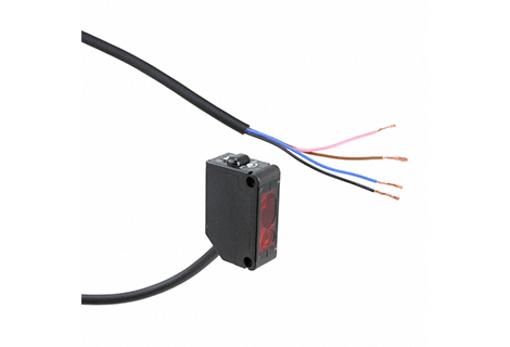 Sensor fotoeléctrico Haz pasante infraroja 2 – 50mm 12-24Vdc / NPN