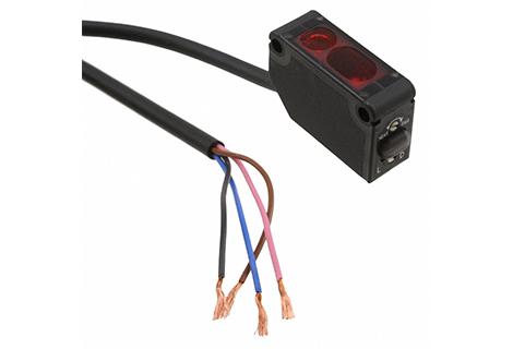 Sensor fotoelectrico Haz pasante infraroja 15 – 100mm 12-24Vdc / PNP