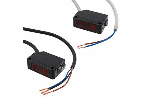 Sensor fotoeléctrico Haz pasante roja 10mts. 12-24Vdc / PNP