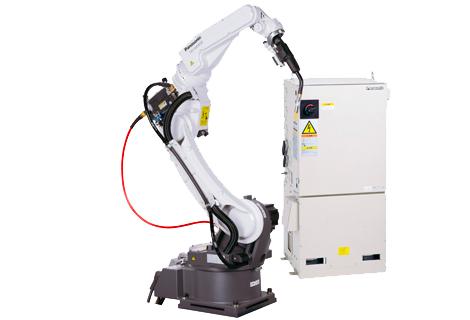 Robot Soldador Panasonic TM-1800