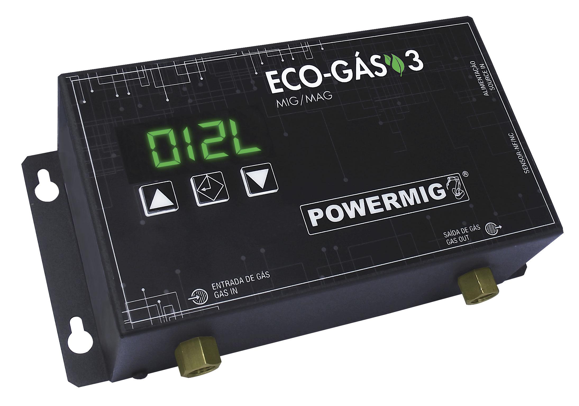 Economizador Electrónico de Gas ECO-GAS