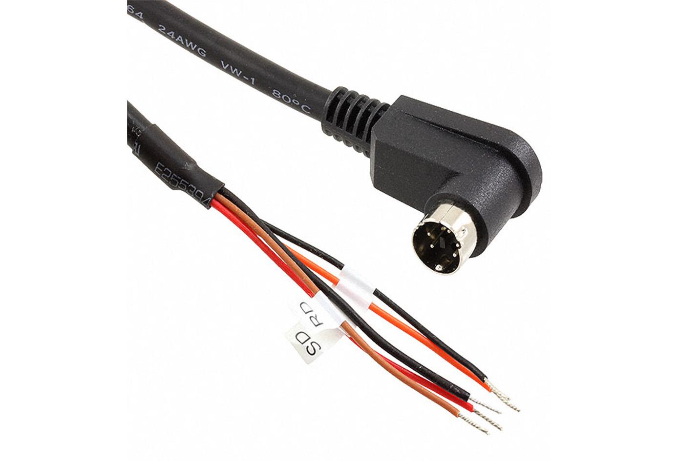 Cable de comunicación PLC – HMI