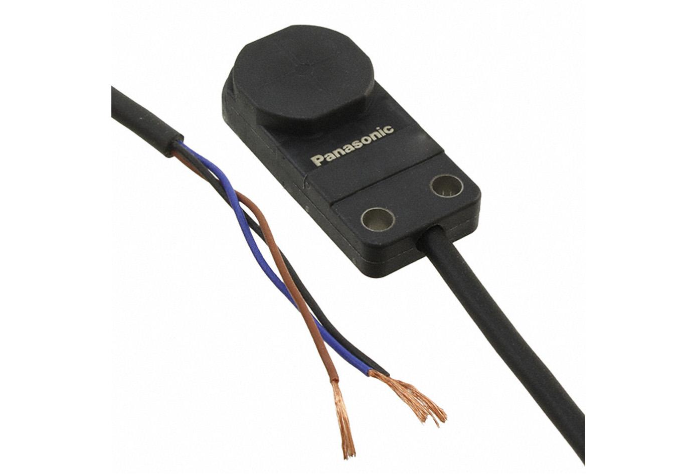 Sensor inductivo 12-24Vdc, sensado 4,2mm./NPN/NC